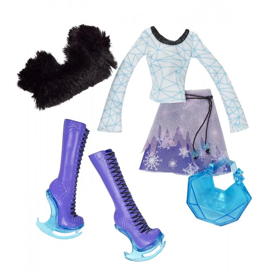 Одежда и аксессуары для кукол монстер хай своими руками