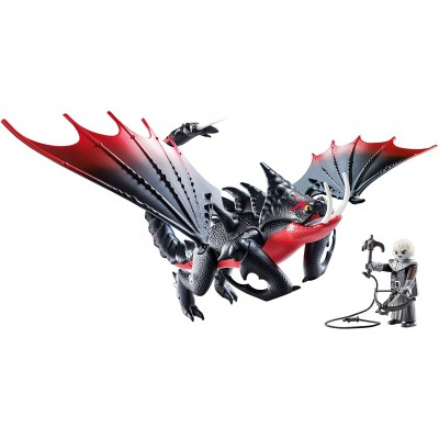 Смертохват / Deathgripper playmobil