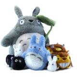 Набор героев Тоторо 7 игрушек