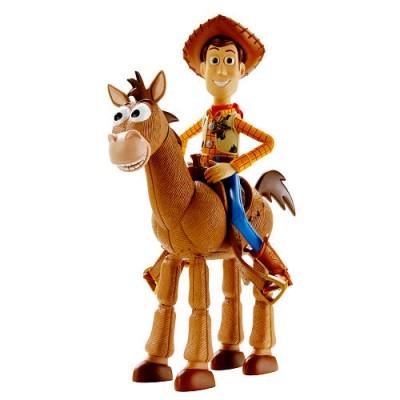 Набор Вуди / woody ковбой + Булзай / Bullseye