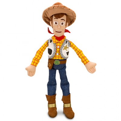 Вуди шериф / Woody sheriff мягкий