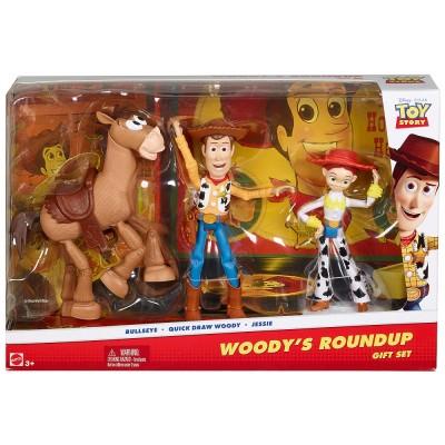 Той стори набор Вуди, Булзай, Джесси!