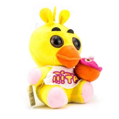 Чика FNAF мягкая игрушка