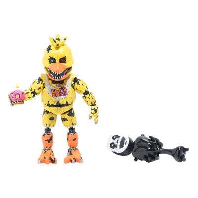 Чика кошмарная игрушка из ФНАФ 4