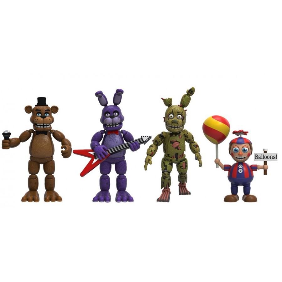 Рисунки игрушек фнаф