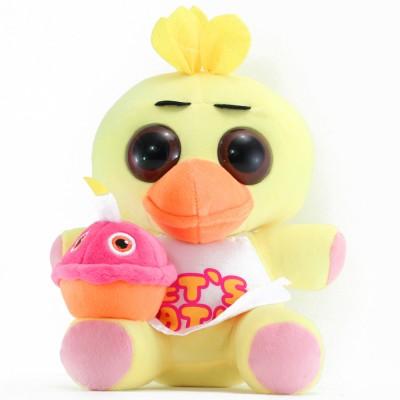 Чика из ФНАФ мягкая игрушка