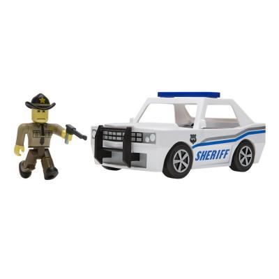 Роблокс игрушка Полицейский на машине