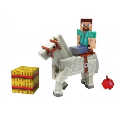 Стив и Белая лошадь