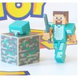 Стив алмазная броня бейсик