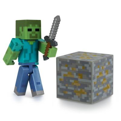 Набор зомби и железная руда