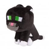 Кот игрушка из майнкрафта