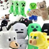 Три и более игрушек Minecraft