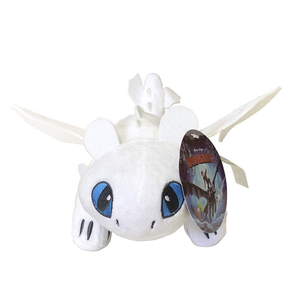 мягкая игрушка белая фурия как приручить дракона купить
