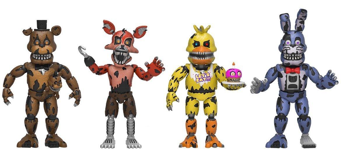 fnaf nabor funko nightmare