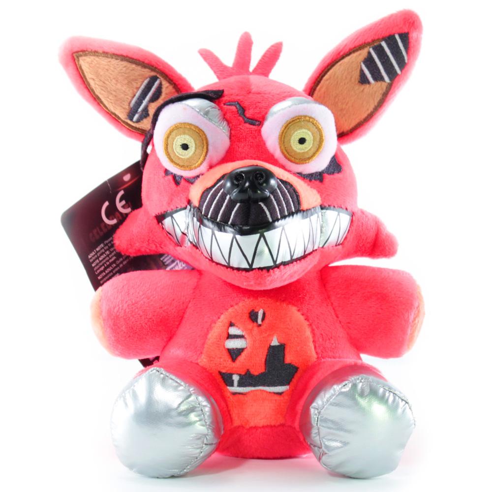 fnaf nightmare foxy