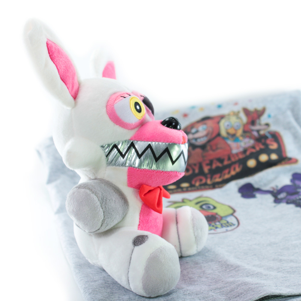 fnaf Nightmare Mangle
