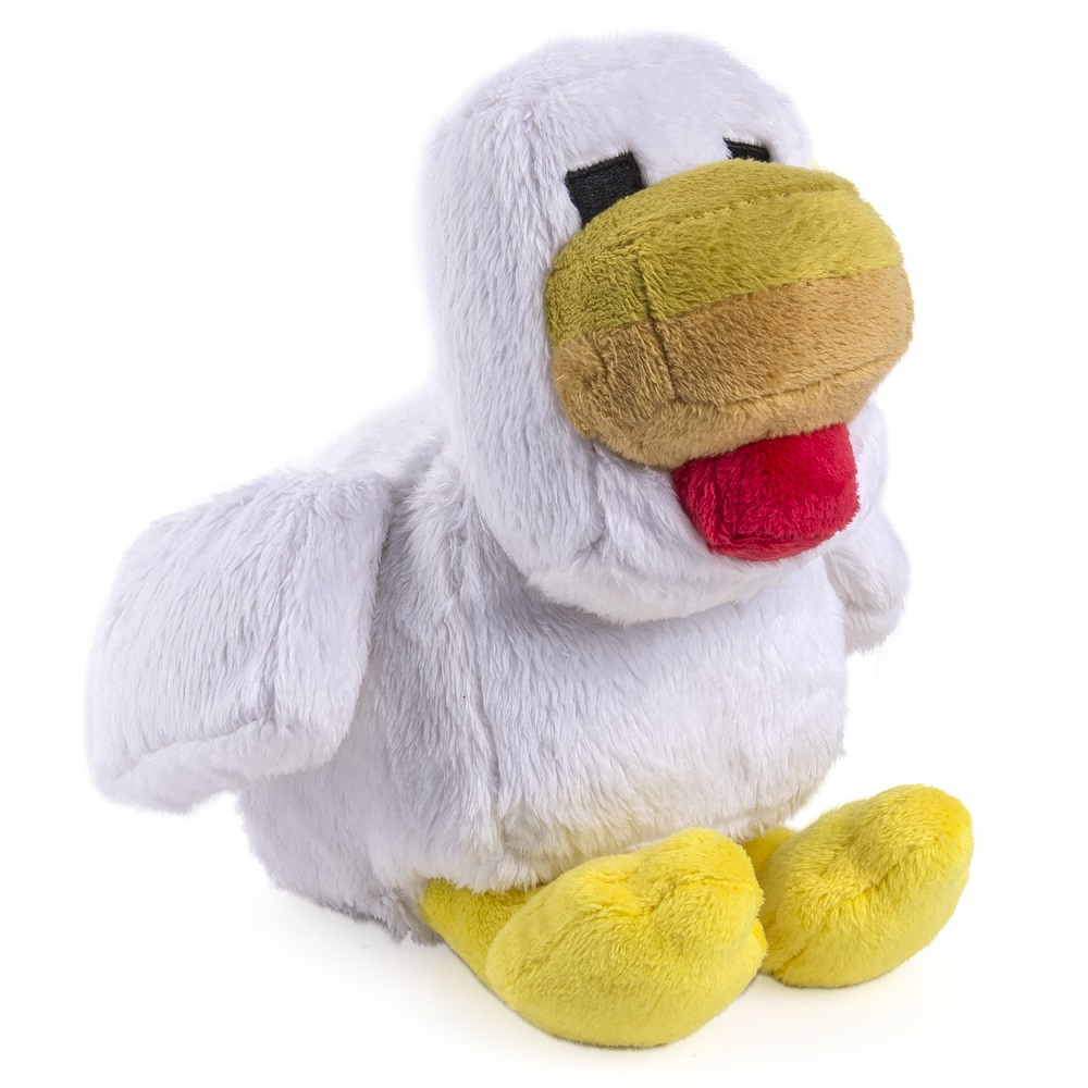 игрушки-оригинальные-из-майнкрафт-курица-цыпленок